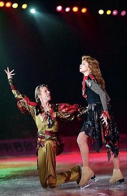 Наталья Бестемьянова и Андрей Букин в спектакле «Кармен»