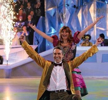 Наталья Бестемьянова и Андрей Букин в проекте «Танцы на льду»