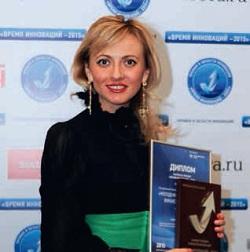 Виктория Нехаенко, Молодежный центр изучения финансовых операций