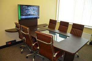 Интерактивная переговорная комната