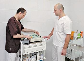 В клинике «Медальянс» современное оборудование