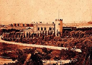 Здание «Товарищества Бранобель» в Баку