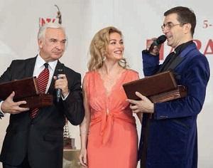 Со Станиславом Поповым и Юлией Евдокимовой