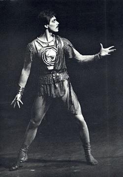 Балет «Иван Грозный», князь Курбский